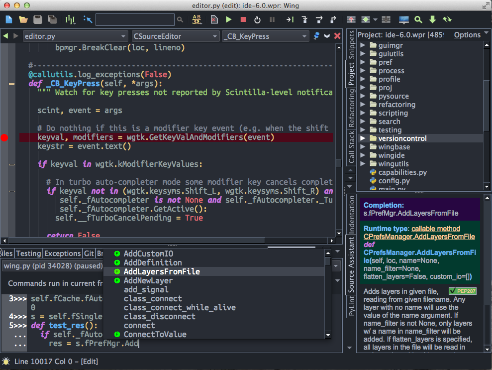 40 Best Python IDEs or editors as of 2019 - Slant